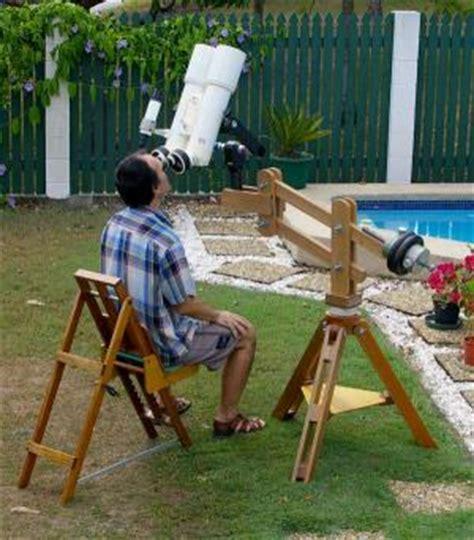 diy tripod c chair another diy parallelogram binocular mount iceinspace