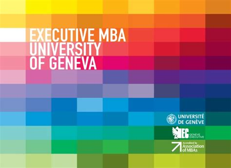Merck Mba Program by Emba Brochure 2012 2013