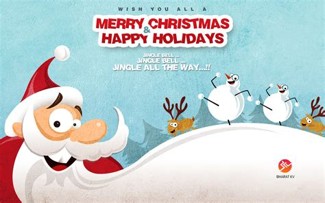 Happy Merry - merry happy holidays wallpapers hd wallpapers