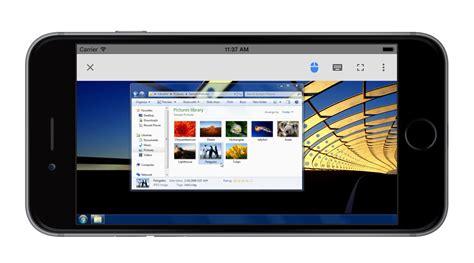 chrome desktop google launches chrome remote desktop for ios