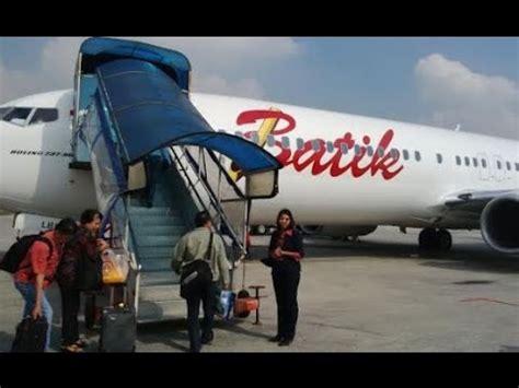 batik air changi airport boarding to batik air minangkabau international airport