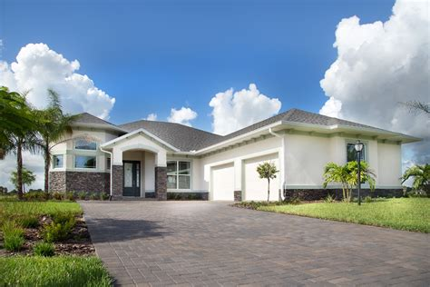life style homes cross creek lake estates brevard county home builder