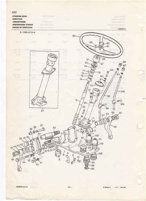 massey ferguson 245 parts diagram wiring diagram for 140 jd tractor get free image about