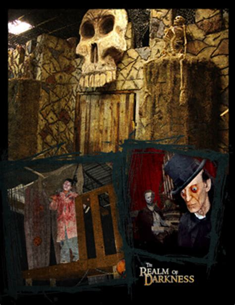 the darkness haunted house michigan haunted house pontiac detroit realm of darkness reviewed by hauntworld com