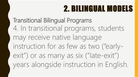 research paper on bilingual education writing my research paper transitional bilingual education