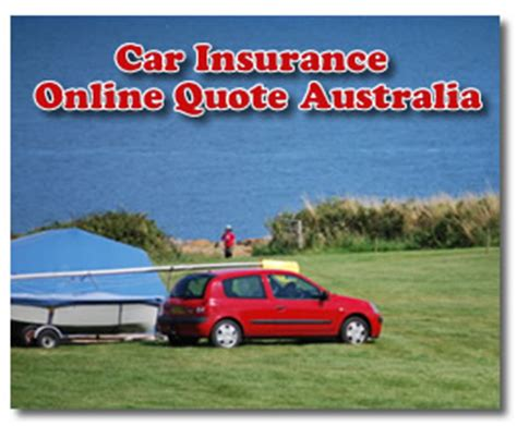 Car Insurance Online Quote Australia