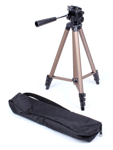 Tripod Hp Sony large tripod for sony dsc h200 wx80 w730 cameras w extendable legs support