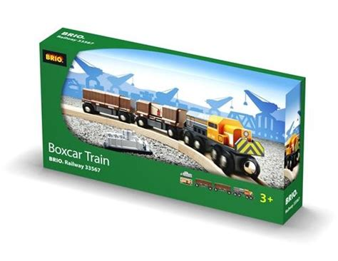 brio boxcar train brio boxcar train set 33567 table mountain toys