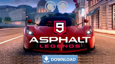 mod game ios 9 asphalt 9 legends download for iphone android