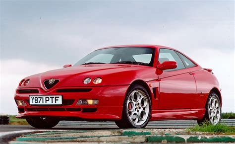 Alfa Romeo Gtv Coupe Review 1996 2004 Parkers