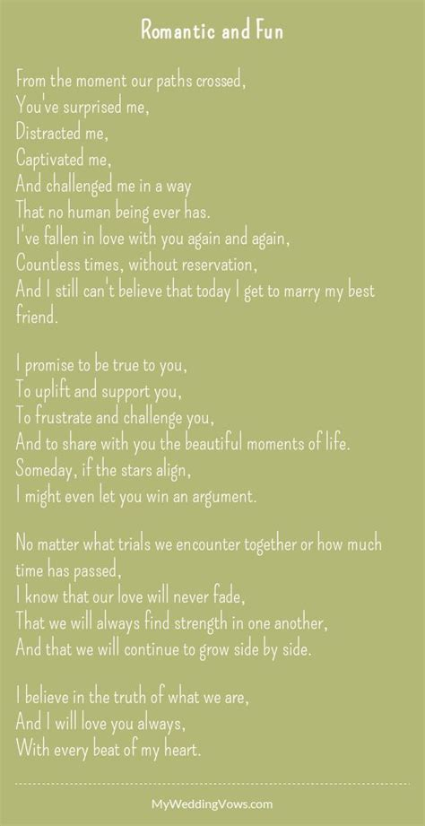 Wedding Vows Script by 1000 Images About Wedding Vows On Wedding