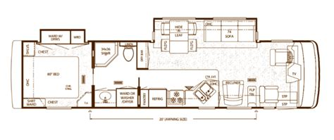 newmar rv floor plans 2003 newmar kountry star 3703 used rvs for sale
