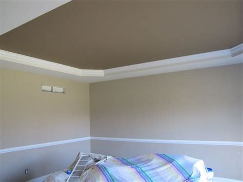 Painting Tray Ceilings painting tray ceiling stencils paint