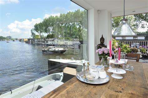 woonboot utrechtse veer leiden amsterdam jaagpad abc arkenbouw