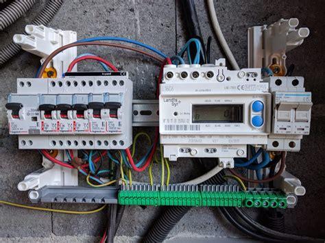 tutoriel tableau electrique tutoriel j installe ma prise de recharge pour voiture
