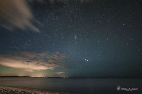 Lyrid Meteor Shower Has Begun Today S Image Earthsky