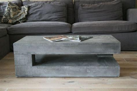 Badmöbel Set Beton Optik by Beton Tisch Beton Tisch Eine Originelle Einrichtungsidee