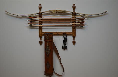 Bow Rack by Archery Display Racks Woodworking