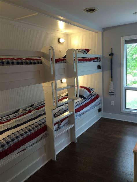 Bunk Bed Reading Light Bunk Beds With Reading Lights And Usb Charging Port In Each Bed For The Home