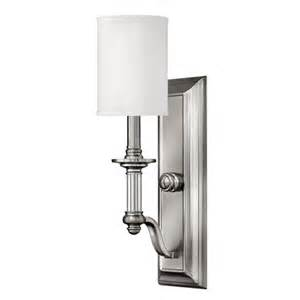 Nickel Candle Wall Sconce Candle Wall Sconces Brushed Nickel