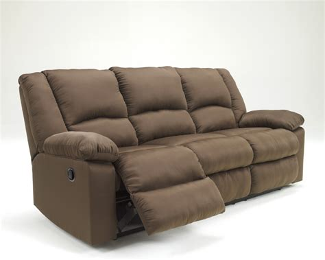 furniture reclining sofa 9560188 furniture signature design patrickson coffee reclining sofa pieratt s