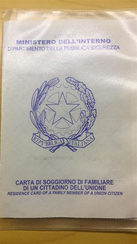 italian carta di soggiorno schengen rights if we possess carta di soggiorno