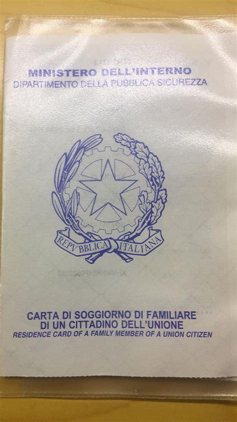 carta di soggiorno per stranieri a tempo indeterminato carta di soggiorno 28 images carta di soggiorno rosa