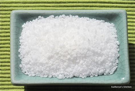 difference between sea salt and table salt for piercings katheryn s kitchen difference between kosher table and