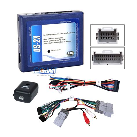 Car Radio Bose Onstar Interface Wiring Harness For 2000 Up