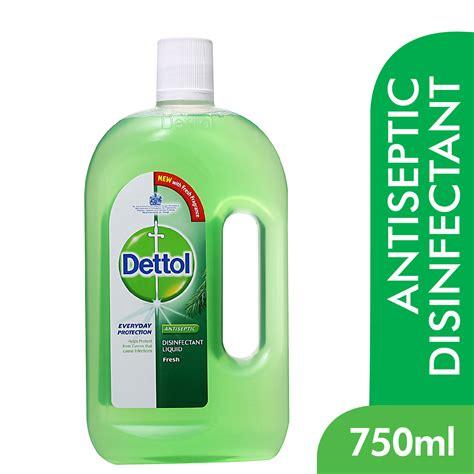 Detol Fresh dettol fresh antiseptic disinfectant liquid 0 from redmart