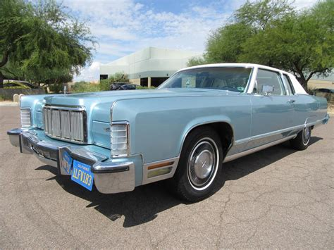 1976 lincoln continental for sale 1976 lincoln continental coupe 187520
