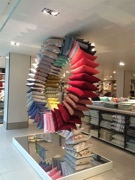 event design oxford jlp cushion sculpture visual merchandising creative and