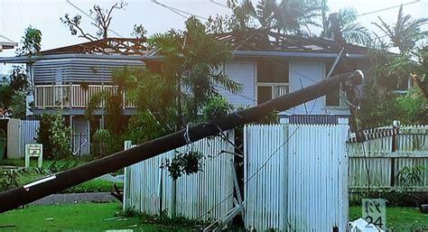 huis kopen australie queensland tropische storm vernielt stad in australi 235 weernieuws