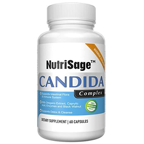 Candida Detox Center by Premium Candida Cleanse Fights Candida Yeast Infection