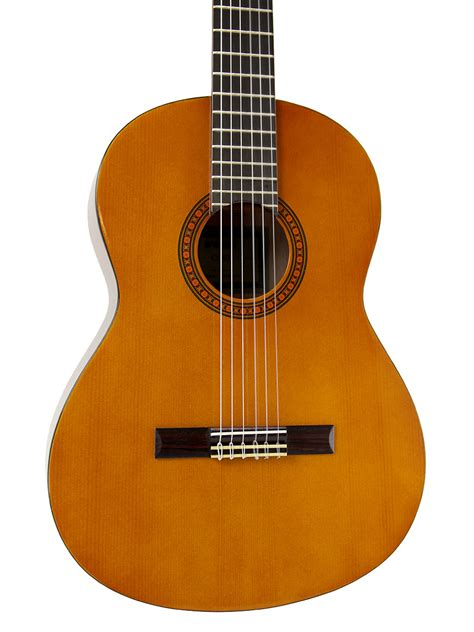 Gitar Yamaha Cs 40 yamaha cs40 3 4 scale classical guitar ebay