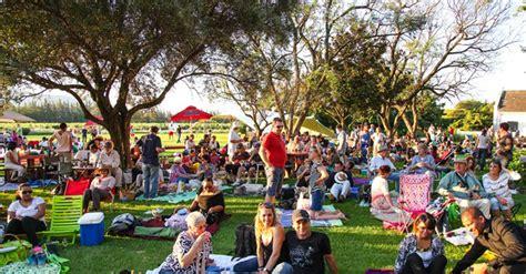 Cape Town Philharmonic Orchestra At Kirstenbosch Gardens Kirstenbosch Botanical Gardens Concerts
