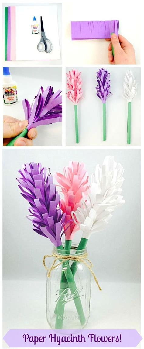 Crafts With Construction Paper For Adults - 27 best images about lente on
