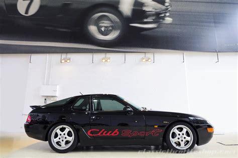 1994 porsche 968 club sport classic throttle shop