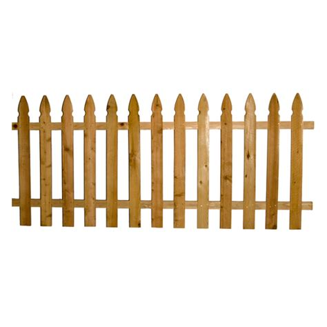 fence sections lowes cedar privacy fence panels 187 fencing