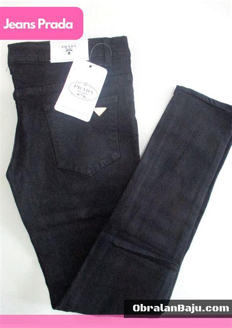 Celana Prada prada pusat grosir baju pakaian murah meriah 5000 langsung dari pabrik