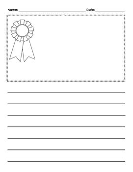 calkins writing paper blue ribbon paper calkins opinion writing by teach