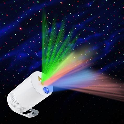Indoor And Outdoor Starry Laser Light Projector Bluetooth Light Projector Outdoor