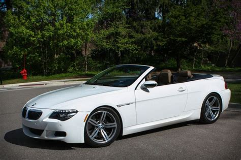 how it works cars 2008 bmw m6 engine control buy used 2008 bmw m6 convertible in hudson michigan united states for us 12 200 00