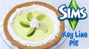 the sims key lime pie nerdy nummies youtube