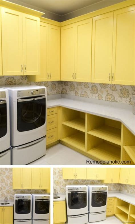 Installing Laundry Room Cabinets 100 Inspiring Laundry Room Ideas