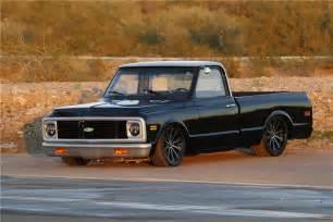1971 chevrolet c 10 custom 163044