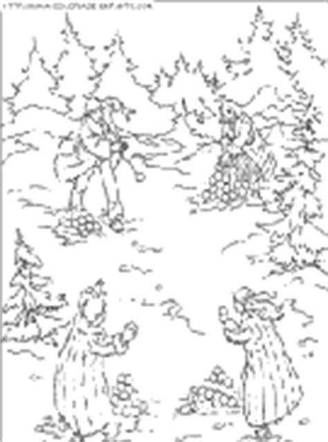 Dibujo las cronicas de narnia para colorear - Paginas de