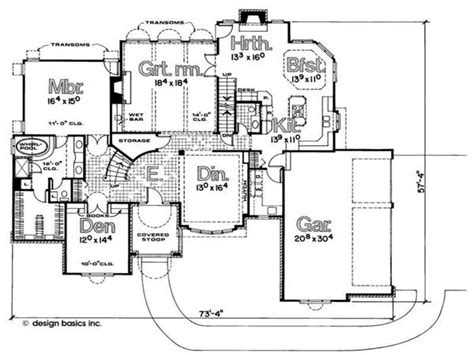french style floor plans french normandy house plans home design and style