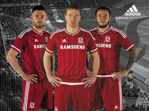 Arsenal 3rd 20162017 new boro 15 16 adidas middlesbrough home kit 2015