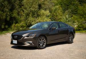 review 2016 mazda6 gt 6mt canadian auto review